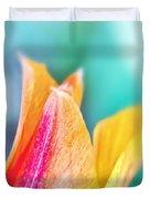 Tulip Tips Duvet Cover