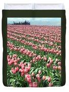 Tulip Town 14 Duvet Cover