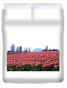 Tulip Town 3 Duvet Cover