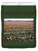 Tulip Town 5 Duvet Cover