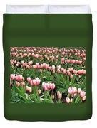 Tulip Town 8 Duvet Cover