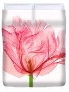 Tulip, X-ray Duvet Cover