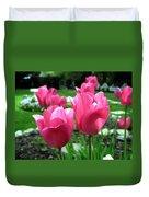 Tulipfest 3 Duvet Cover