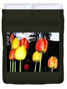 Tulipfest 9 Duvet Cover