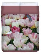 Tulips 3 Duvet Cover