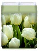 Tulips 4 Duvet Cover