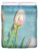 Tulips Day Duvet Cover