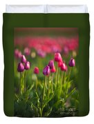 Tulips Dream Duvet Cover