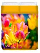 Tulips Enchanting 16 Duvet Cover