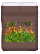 Tulips Love Duvet Cover