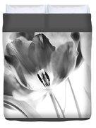 Tulips Duvet Cover by Silke Magino
