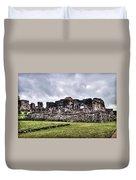 Tulum Ruins Duvet Cover