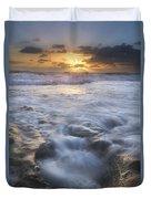 Tumbling Surf Duvet Cover