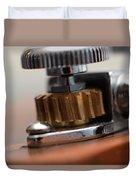 Tuning Machine Duvet Cover