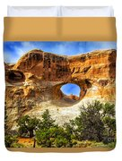 Tunnel Arch Duvet Cover