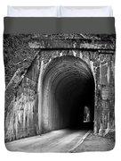 Tunnel Duvet Cover