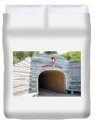Tunnel Park, Holland Mi Duvet Cover