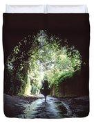 Tunnel Walk Duvet Cover