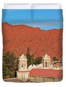 Tupiza, Bolivia Duvet Cover