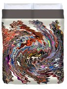 Turbulence II Duvet Cover