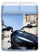 Turgalium Motorcycle Club 01 Duvet Cover