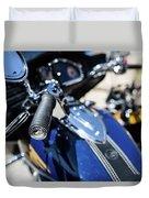 Turgalium Motorcycle Club 02 Duvet Cover