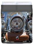 Turgalium Motorcycle Club 05 Duvet Cover
