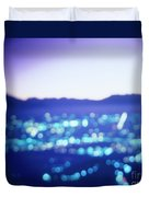 Turin By Night Duvet Cover