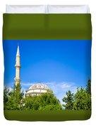 Turkish Mosque Duvet Cover