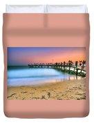 Turkish Sunset Duvet Cover