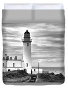 Turnberry Lighthouse Duvet Cover