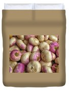 Turnips Duvet Cover