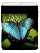 Turquoise Beauty Duvet Cover