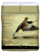 Turtle Dove Duvet Cover