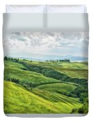 Tusacny Hills I Duvet Cover