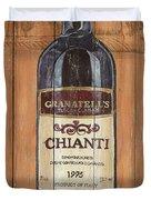 Tuscan Chianti 2 Duvet Cover