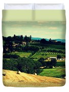Tuscan Country Duvet Cover