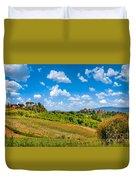 Tuscan Idyll  Duvet Cover