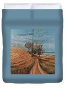 Tuscan Journey Duvet Cover
