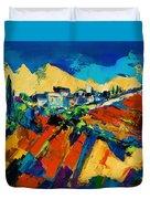 Tuscan Light Duvet Cover