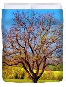 Tuscan Splendor Duvet Cover