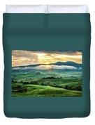 Tuscany Sunburst- Duvet Cover