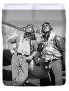 Tuskegee Airmen Duvet Cover