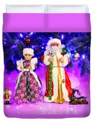 Twas The Night Before Christmas Duvet Cover