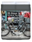 Twenty Eight Street Duvet Cover
