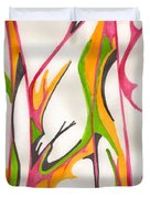 Twigs Duvet Cover