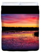 Twilight Afterglow #2 Duvet Cover