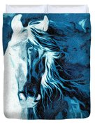 Twilight At Alcalde Duvet Cover