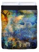Twilight Dreams Duvet Cover