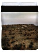 Twilight Grasslands Duvet Cover
